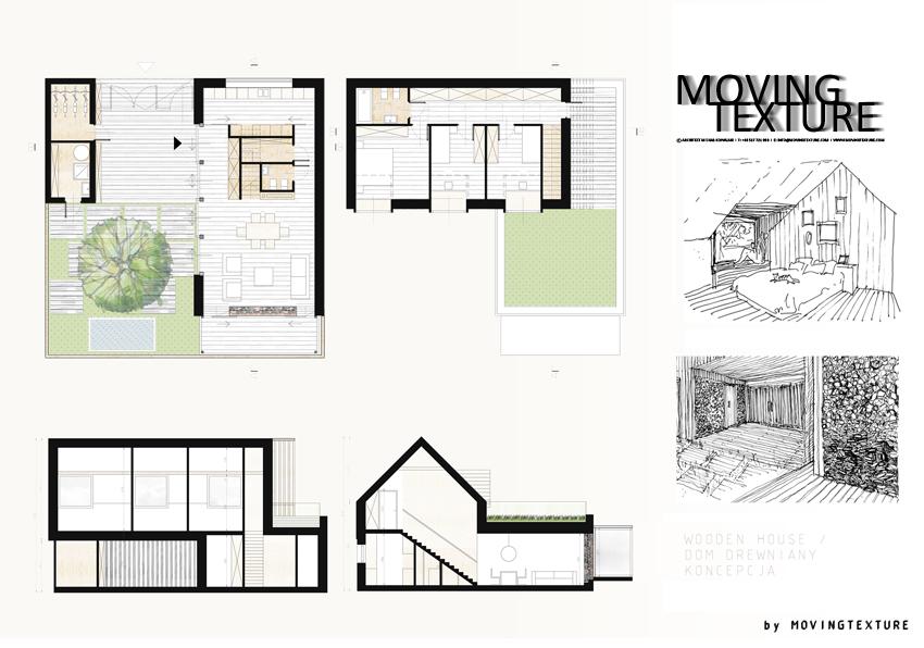 WOODEN HOUSE BY MOVINGTEXTURE Michał Kowalski 2s