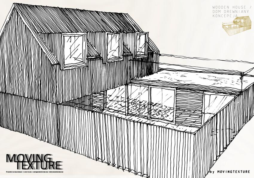 WOODEN HOUSE BY MOVINGTEXTURE Michał Kowalski 4s