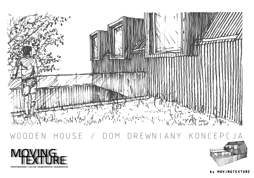 WOODEN HOUSE BY MOVINGTEXTURE Michał Kowalski 7s