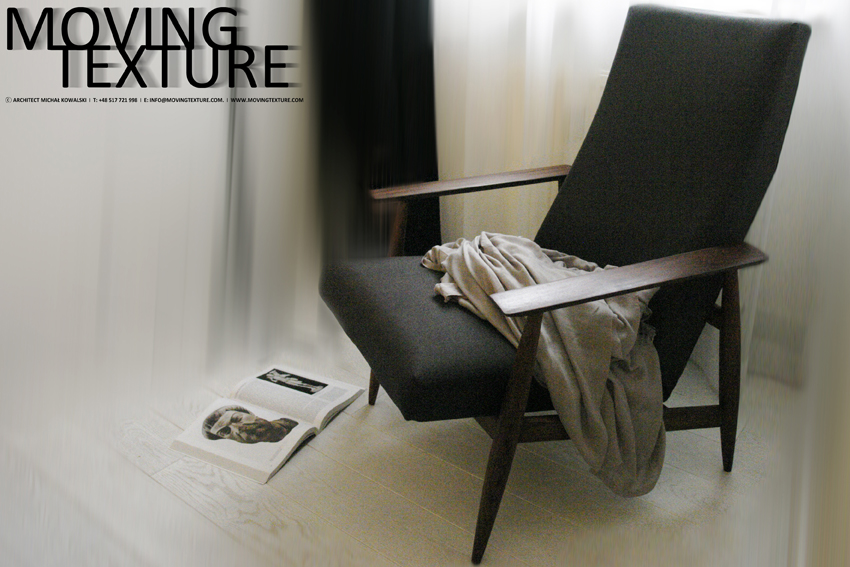Movingtexture_Architecture_Interior Design_Michał Kowalski Bedroom1s